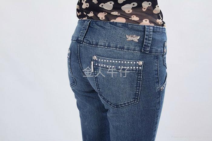 外贸女长裤 4