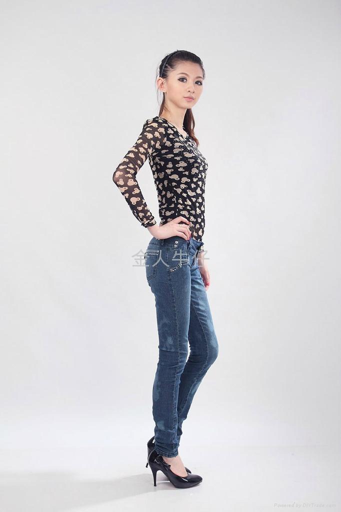 外贸女长裤 5