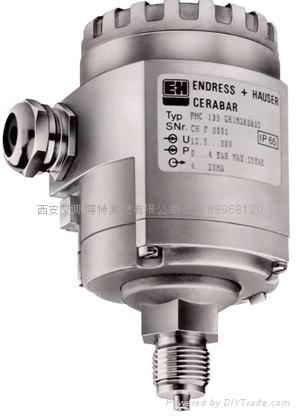隔爆型E+H壓力變送器PMC133IZ 2
