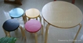 children table and stool set