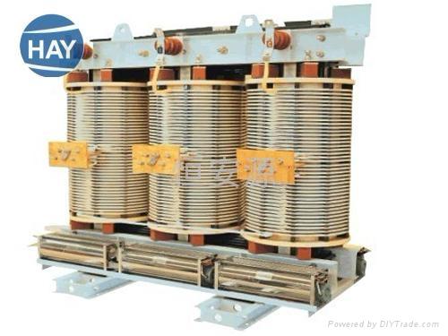 環氧樹脂澆注干式變壓器 1