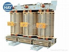 環氧樹脂澆注干式變壓器