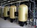 軟化水設備的安裝和運行