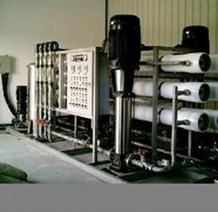 小區變頻供水純淨水設備