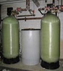 換熱站全自動軟化水設備