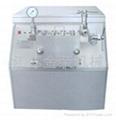 CJB系列高壓均質泵