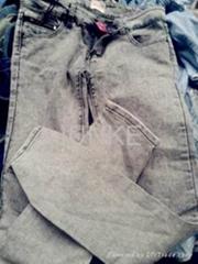 Summer used clothing-Ladies jeans pants