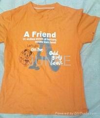 Men used T-shirt