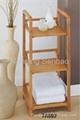 bamboo bathroom rack 2