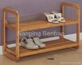 bamboo bathroom rack 1