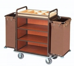 Service cart products diytrade china manufacturers for Hotel room service cart