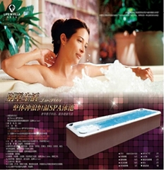 hot tub spa bathtub