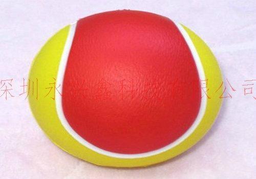 PU实心弹力儿童玩具球 3