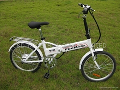 36V 250W 20 inch electric folding bicycle
