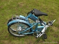 36V 250W 20 inch electric folding bicycle 4