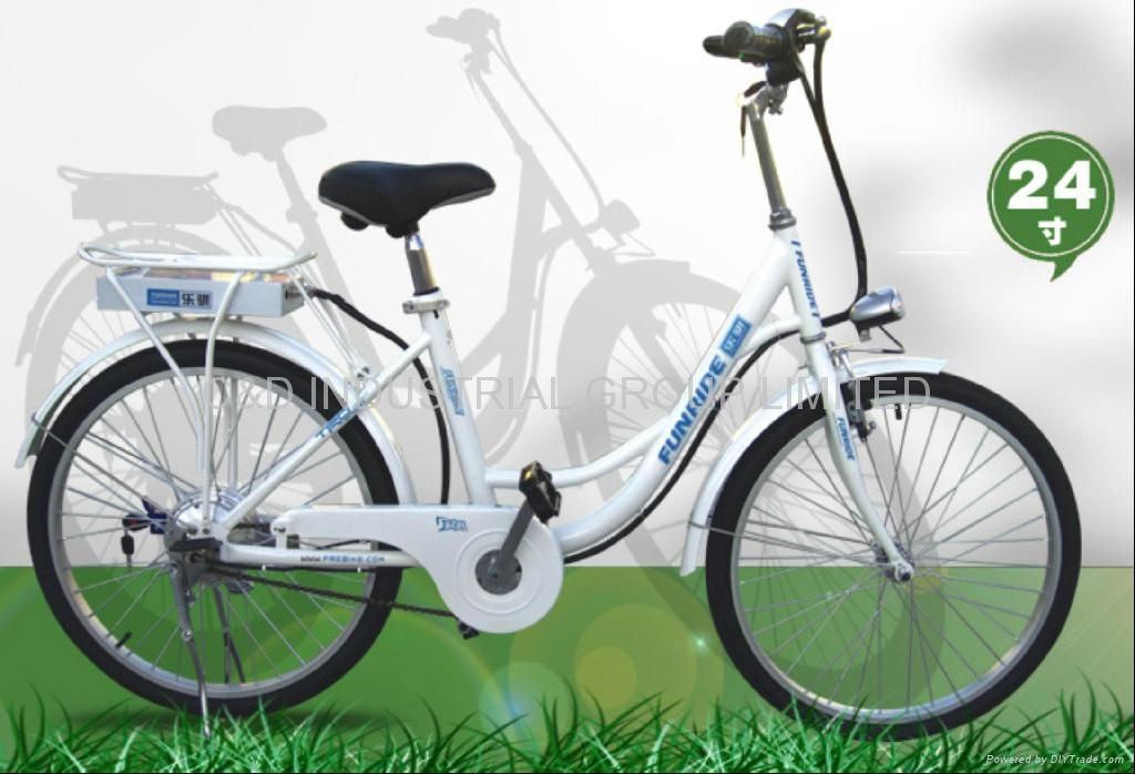 36V 250W 24 inch electric bicycle 1