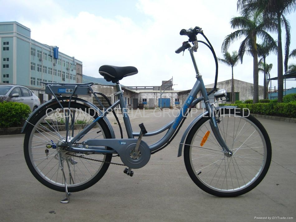 36V 250W 24 inch electric bicycle 3