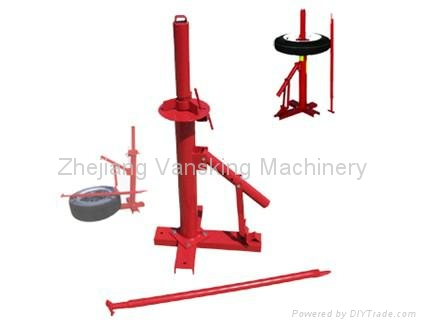 Motorcycle Tire Changer 1