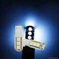 13 PCS 5050SMD signal led car light 1