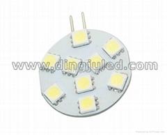 G4 9 smd LED light