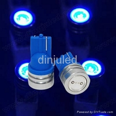 1w high power led car signal light bulb