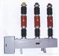 高压六氟化硫断路器