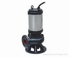 50JWQ10-10-0.75自动搅匀潜水排污泵