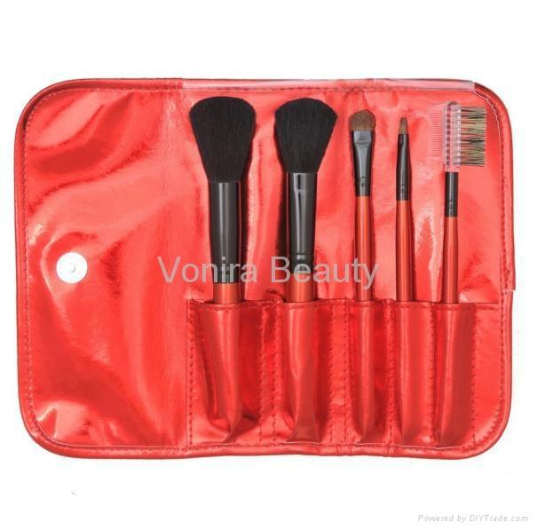 5pcs makeup brush set 1