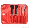 5pcs makeup brush set