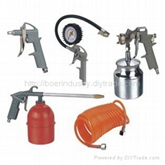 AIR GUN KIT/5PCS KIT(5PCS-3)