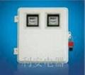 供應插卡式劉表位玻璃鋼電表箱  透明電表箱 3