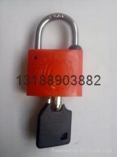 塑鋼鎖 2