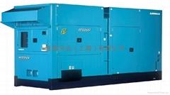 日本AIRMAN柴油发电机