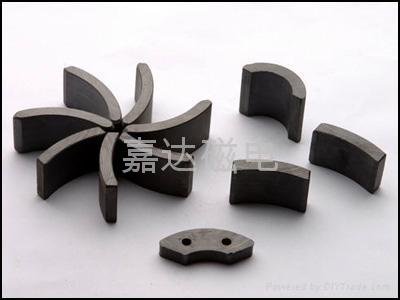 瓦型磁铁 1