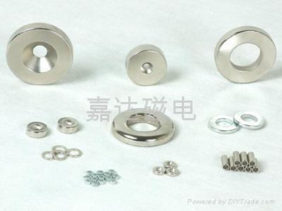 圆环磁铁 4