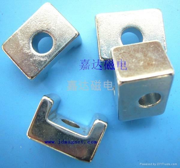 方形磁鐵 3