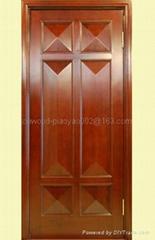sell natural bamboo door