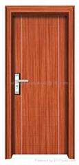 Sell French PVC MDF door