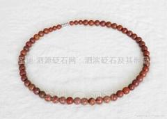 圣地·泗源砭石项链