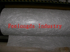 E glass fiber chopped strand mat