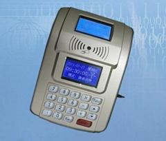 U盘采集型中文IC卡消费机