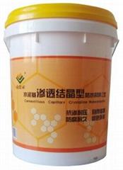遼寧瀋陽水泥基滲透結晶防水材料
