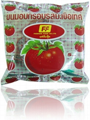 Baked Tomato Flavour Chips Snacks