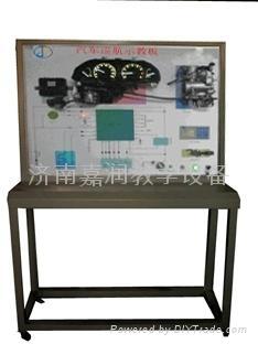 电控柴油发动机实训台 3