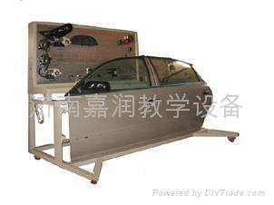 电控柴油发动机实训台 4