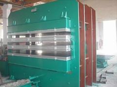 框架平板硫化机