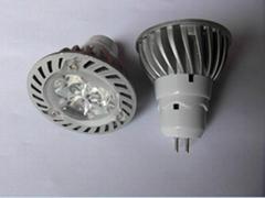 款GU5.3 3*1W燈杯射燈