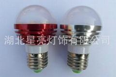 最新款LED小球泡灯