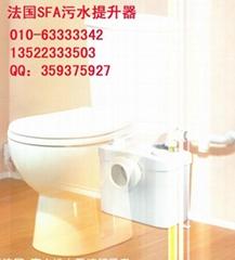 北京污水提升泵