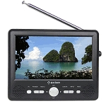 Portable Handheld Widescreen LCD Digital TV